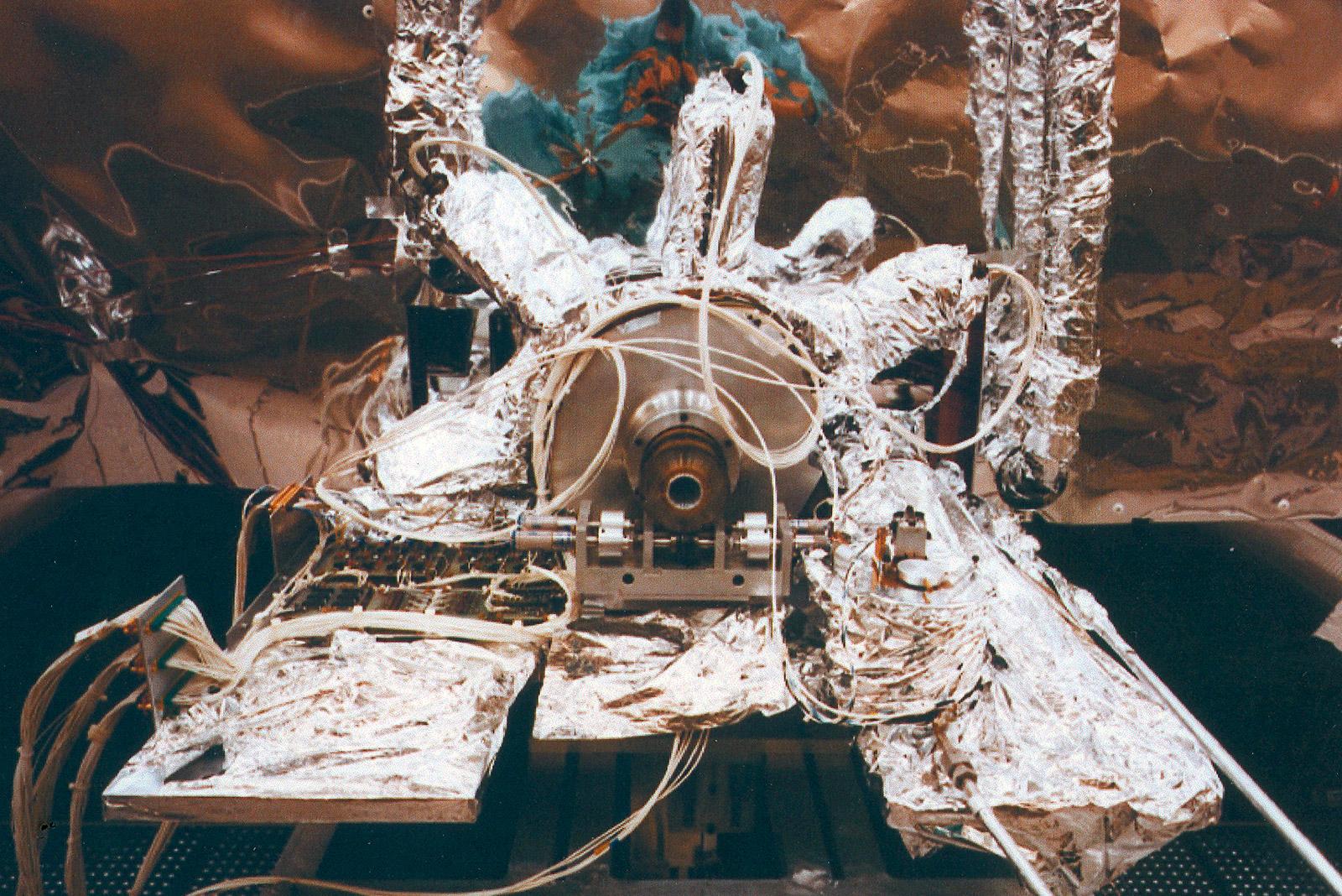 Centre Spatial de Lège (CSL) - Participation à l'aventure de la FOC sur Hubble telescope spatial de la NASA